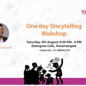 One Day workshop on Business storytelling 5th Aug 2017